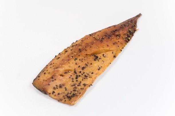 Gerookte makreelfilet (peperkruiden)